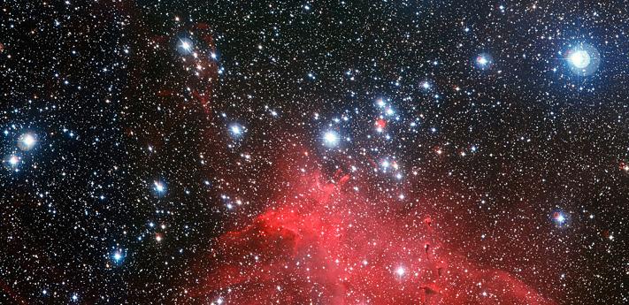 Yıldızlar âleminde tecelli eden Esma-i Hüsna