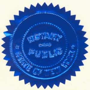 Forgery of Government, Public, or Corporate Seal