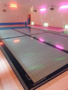 Picture of Alfreton Park Community Special Schools new Hydro Pool