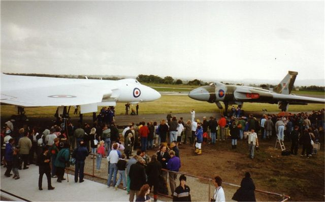 XM603 and XH558
