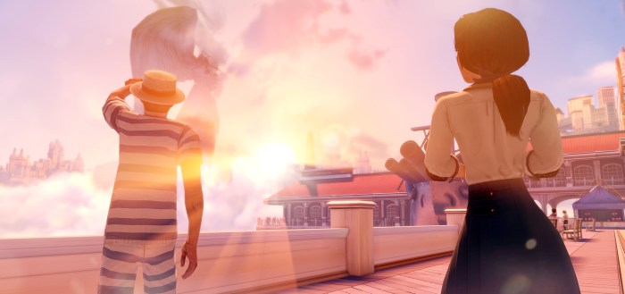 Bioshock Infinite Light of Day