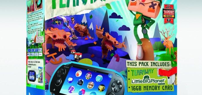 PS Vita Tearaway bundle