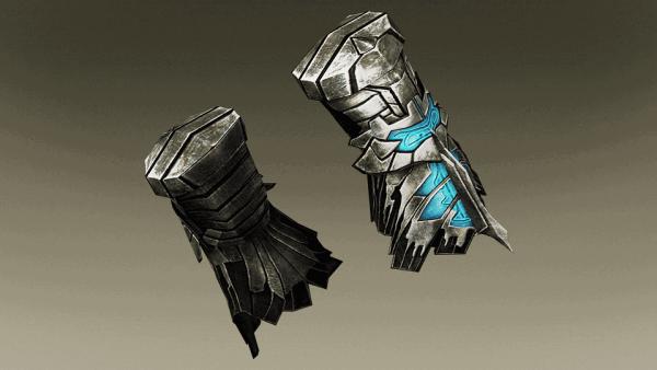 Toukiden DLC 8 gauntlets