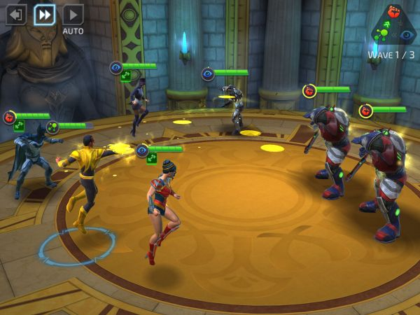 DC Legends Gameplay image