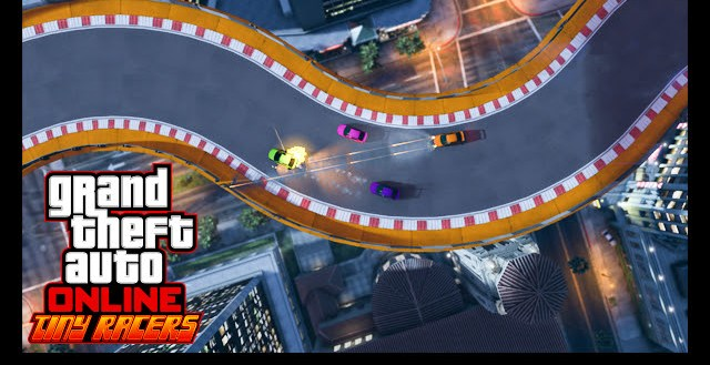 Grand Theft Auto V Tiny Racers Update for Online