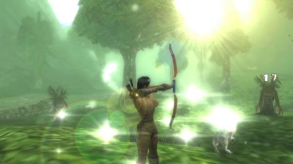 Earth and Legend screenshot