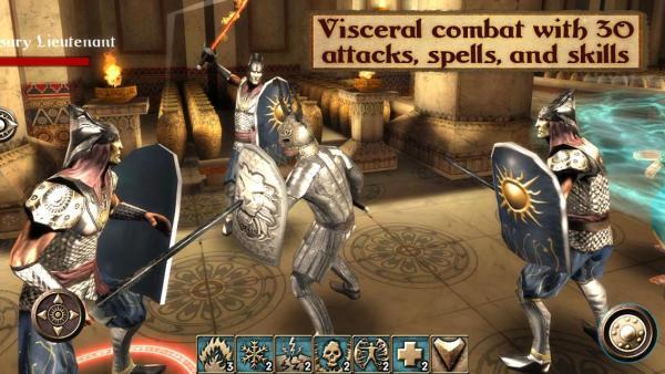 the shadow sun gameplay screenshot