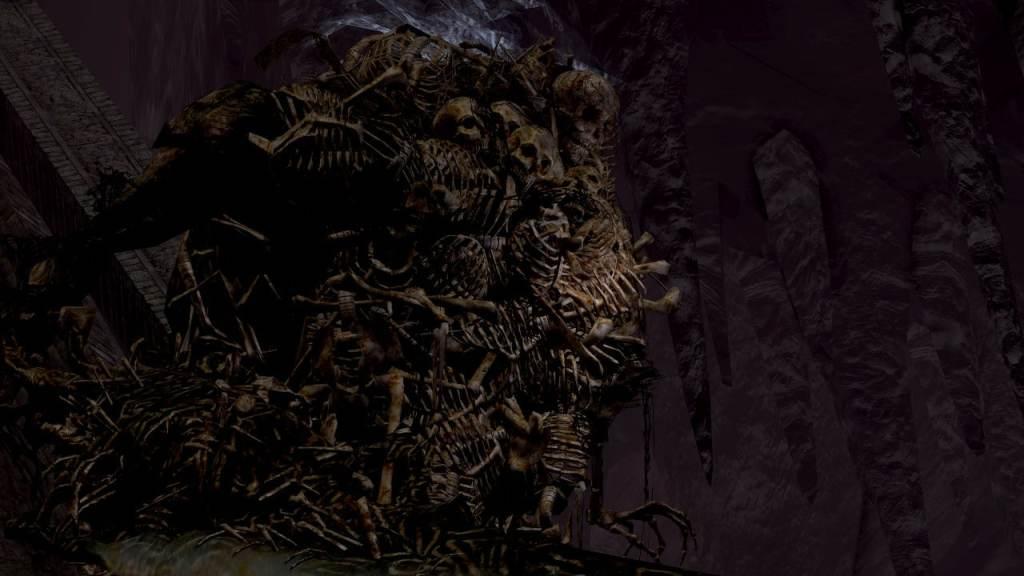 Dark Souls Remastered Review   Nintendo Switch - Vulgar Knight