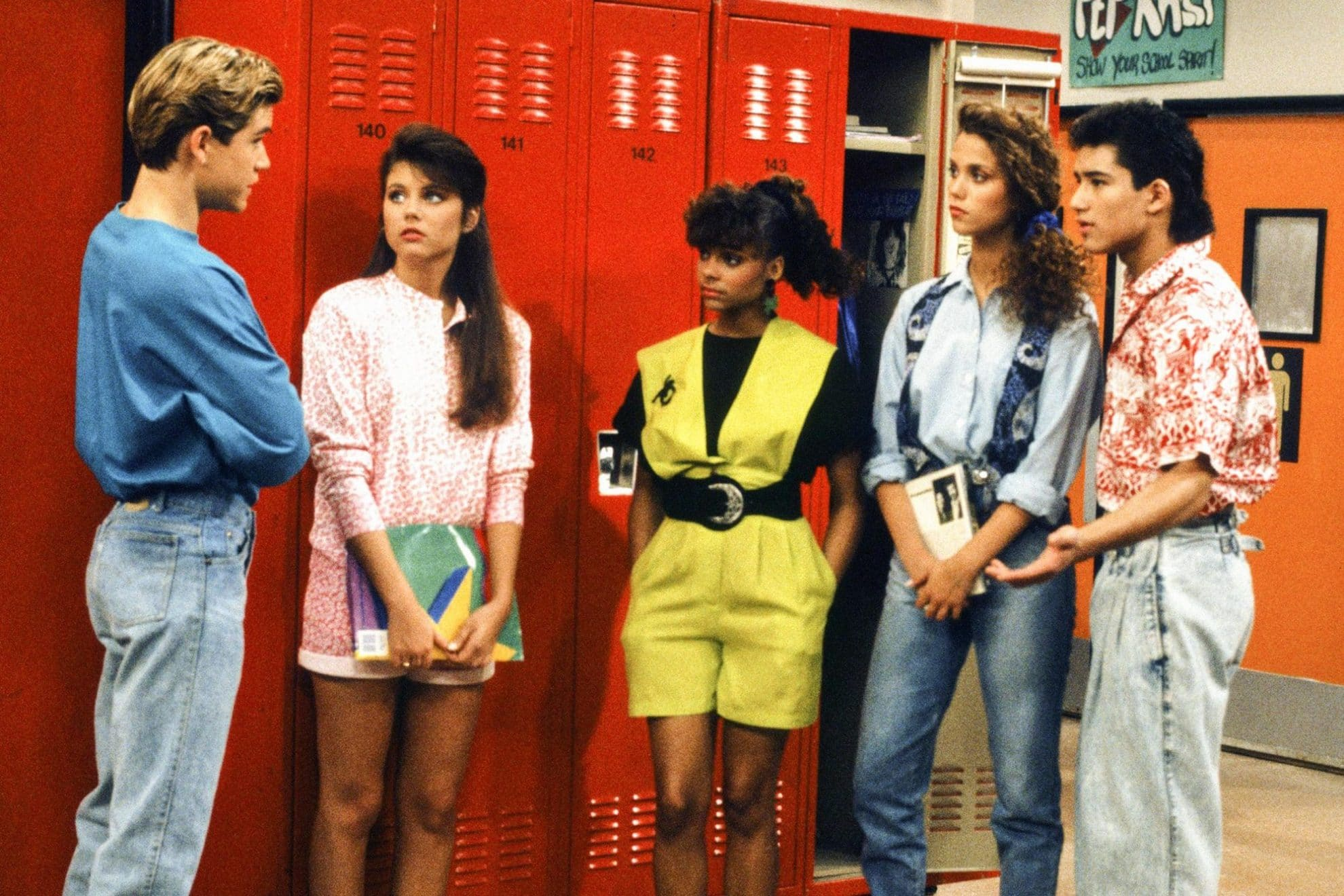Saved By The Bell The Overprivileged Teens Are Back