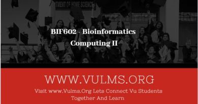 Bioinformatics Computing II