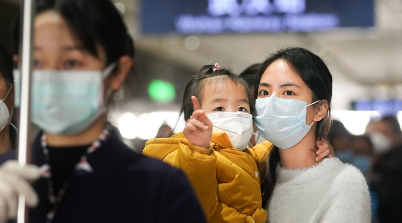 Chinese authorities announced the end of the coronavirus epidemic in the country