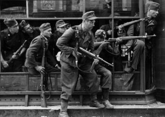 A BUNCH OF 'WANGERS- THE NAZI UNIT WHO WERE SO AWFUL, EVEN THE NAZI SS WERE DISGUSTED BY THEM