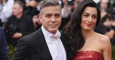 Amal and George Clooney make generous $500,000 donation to fight racial inequality