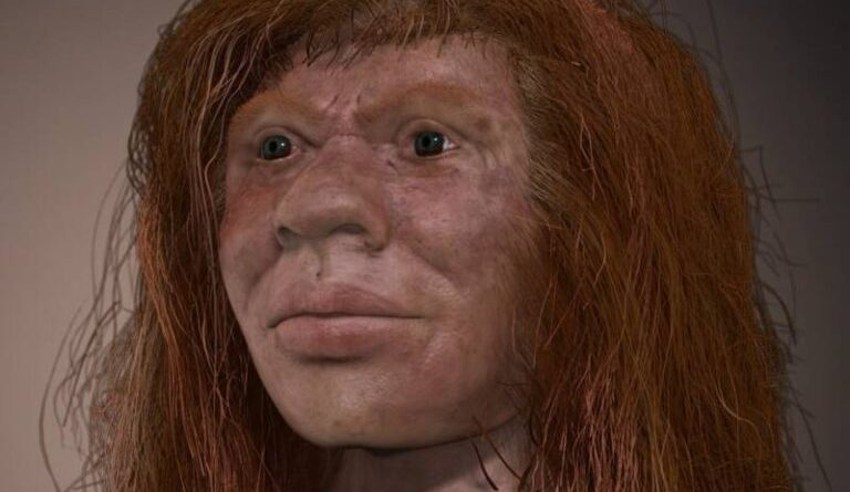Scientists Have Uncovered The 90,000-Year-Old Hybrid Of Two Extinct Human Species