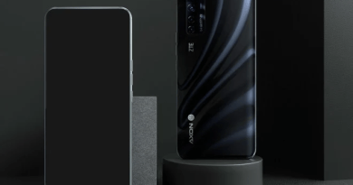 ZTE Axon 20 5G Official Image Leaks On The Web
