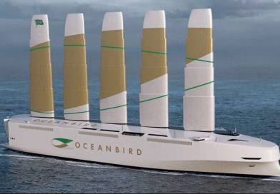 Greening Our Shipping: Wind-Powered Cargo Ships Can Change Future of Freight Cutting Emissions By 90%