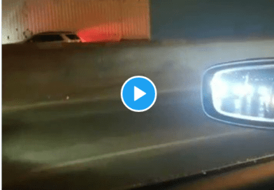 RAW VIDEO: Texas I-35 100+ Car Pileup – They Couldn't Stop Fast Enough