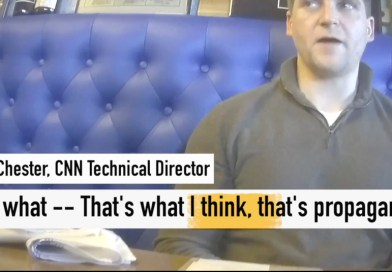 "CNN director actually admits his network pushed ""propaganda"" to get rid of Trump"