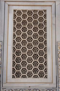 Baby Taj - Carved detail