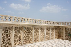 Marble Walls - Agra Fort