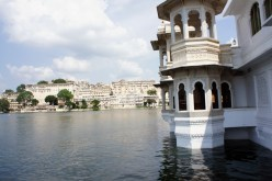 View to Udaipur