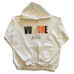 vulture zip hoodie