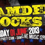 Camden Rocks 50 Bands