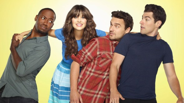 New Girl Season 3 (DVD Review)