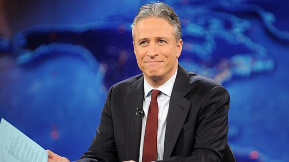 Jon Stewart to leave The Daily Show