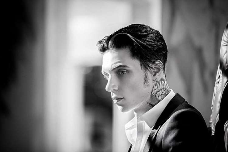 Andy Black Unveils Latest Video for 'We Don't Have to Dance'