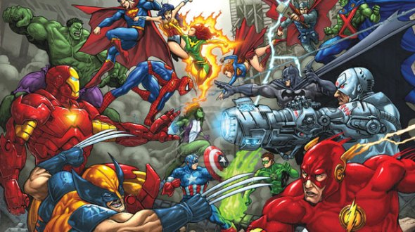Comic Movie Battle Royal