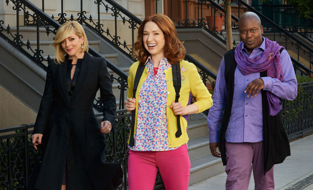 Hash Brown, Netflix & Chill - Unbreakable Kimmy Schmidt (DVD Review)