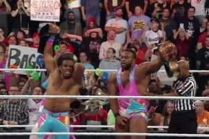 Could there be an impending implosion in the New Day?