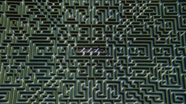 The Shining Complex Maze