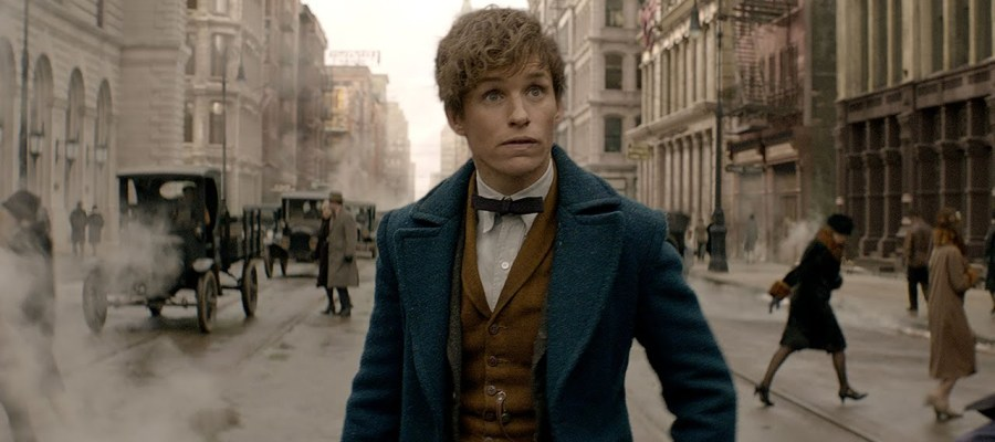 Newt Scamander - Fantastic Beasts Film Review