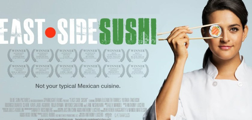 East Side Sushi Film Review 2017 Anthony Lucero