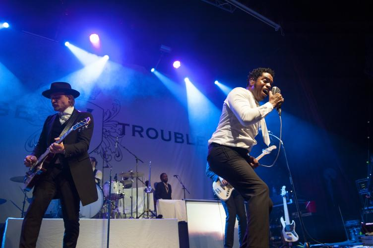 Vintage Trouble - o2 Ritz, Manchester (Photo: Mary Davies)