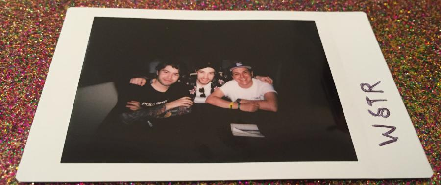WSTR INTERVIEW - VH