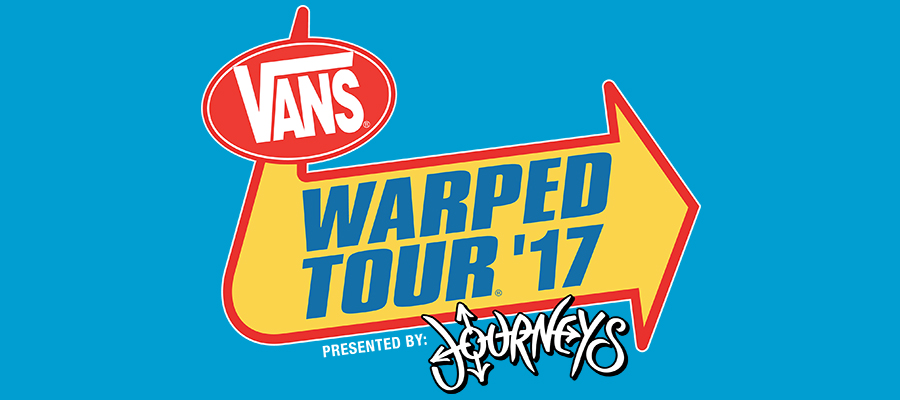 Warped Tour 2017 - VH