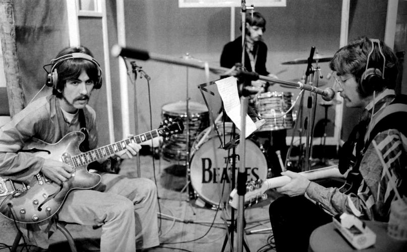 The Beatles 1967 Studio
