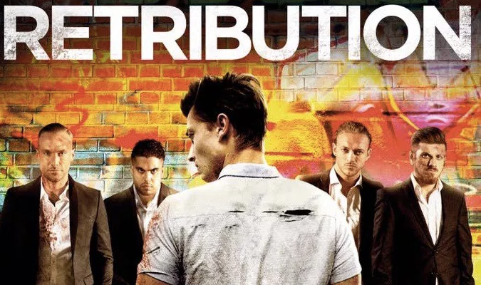 retribution film review 2017 callum best alex reid