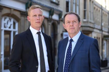 Inspector Lewis & DS Hathaway