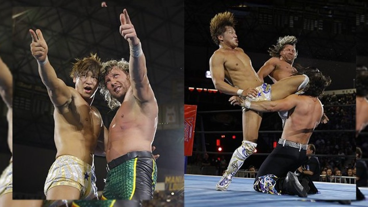 NJPW: Strong Style Evolved-Review - VultureHound Magazine