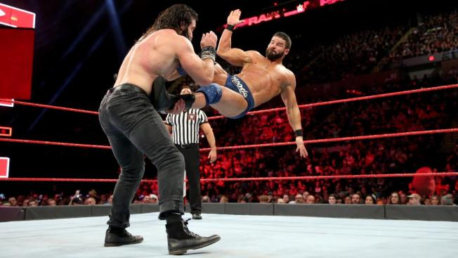Bobby Roode and Elias