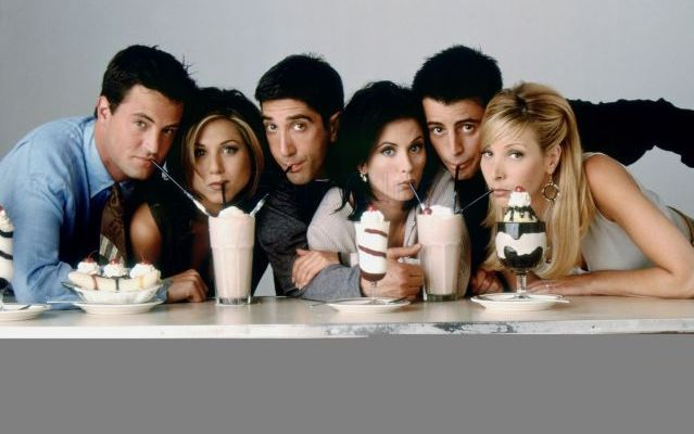 Friends Milkshake