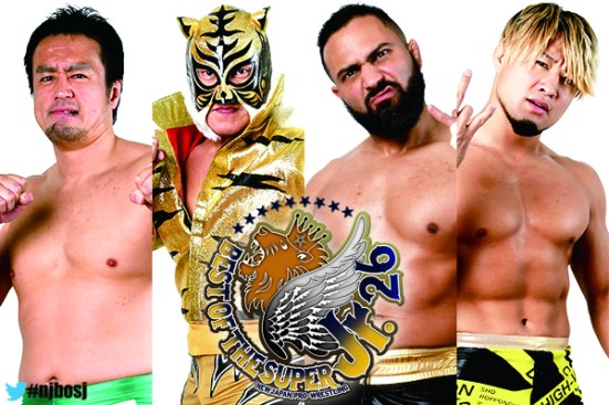 Taguchi, Tiger Mask, Rocky and SHO