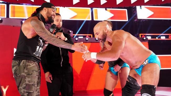 The Usos and The Revival