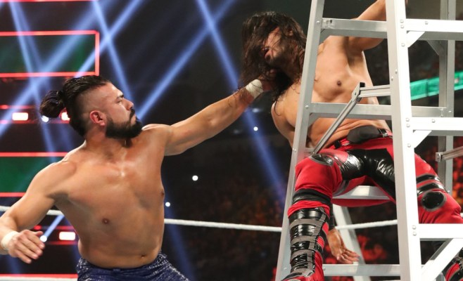 Money in the Bank 2019: Men's Ladder Match