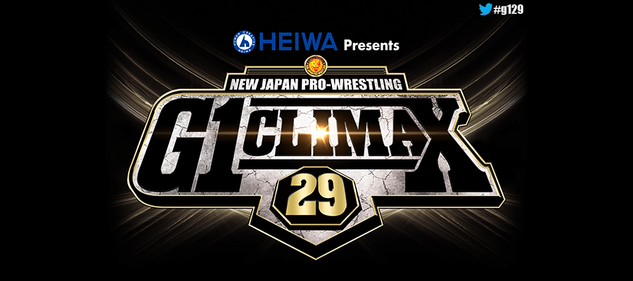 Watch NJPW G1 Climax 29 2019 Day 18 8/11/19