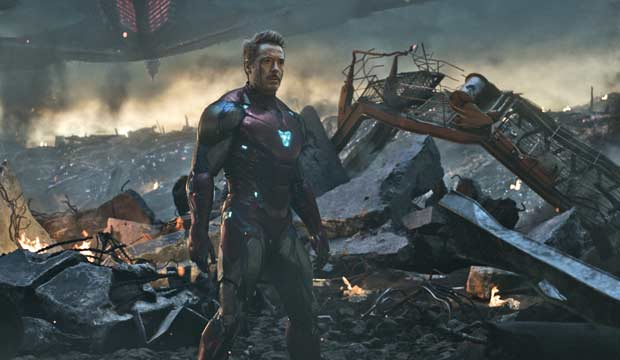 Iron Man - Endgame